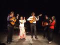 гитара танец фламенко